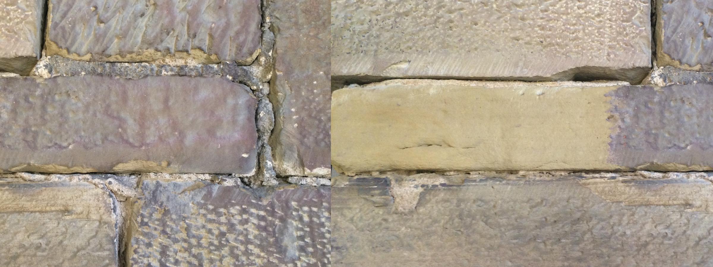 Sandstein Reinigen gebäude hier strahlprofi24 trockeneisstrahlen